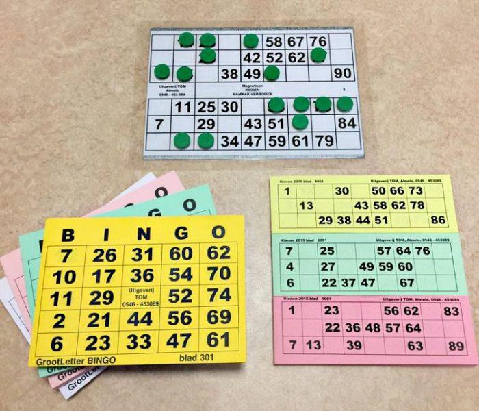 Bingo producten